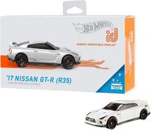 '17 Nissan GT-R (R35) id