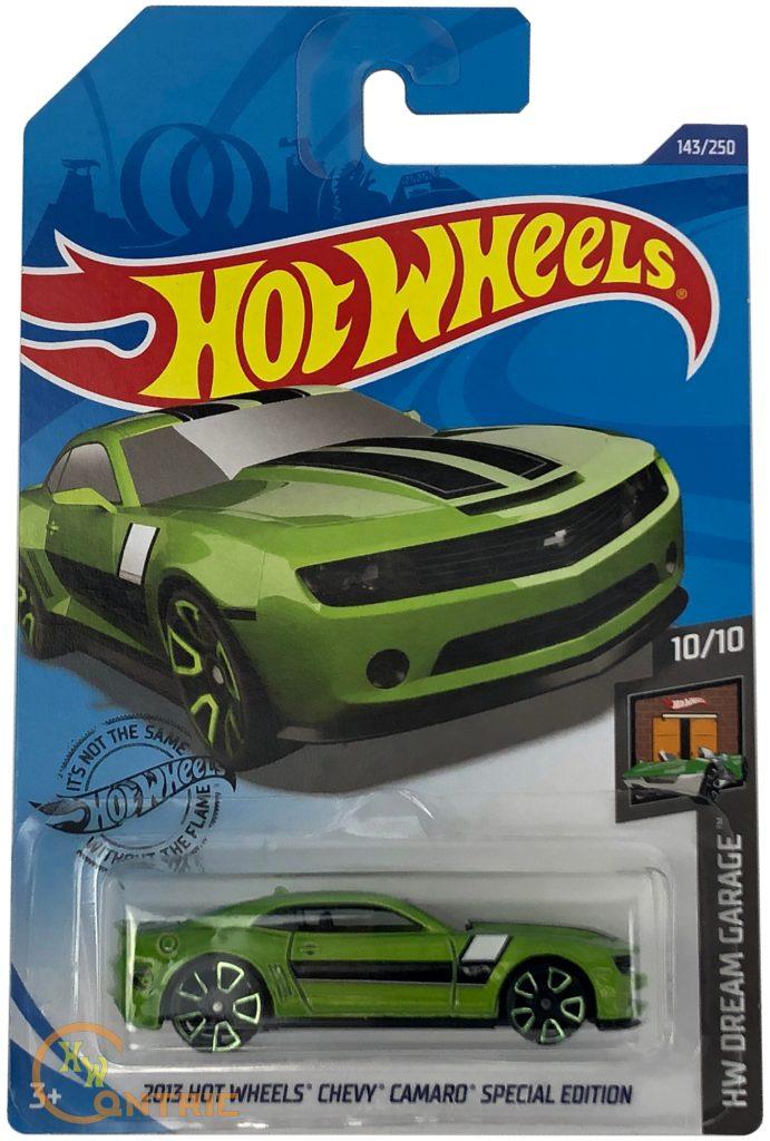 2013 Hot Wheels Chevy Camaro Special Edition 2020 TH