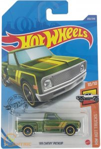 69 Chevy Pickup 2020 STH