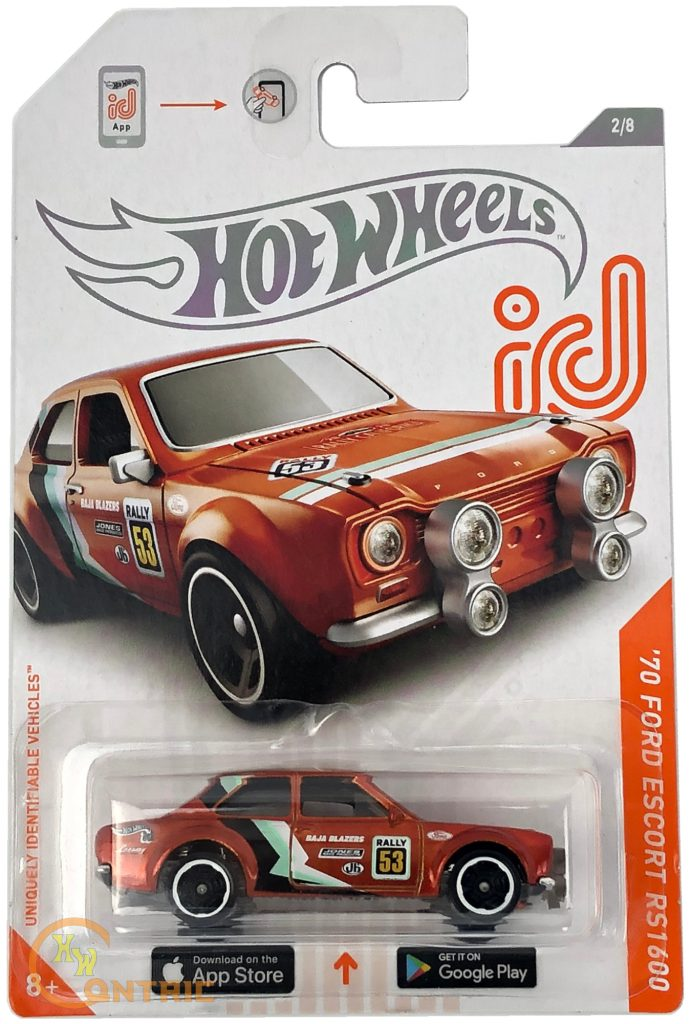 '70 Ford Escort RS1600 2020 id Chase