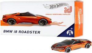 BMW i8 Roadster id