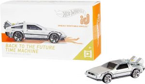Back to the Future Time Machine id
