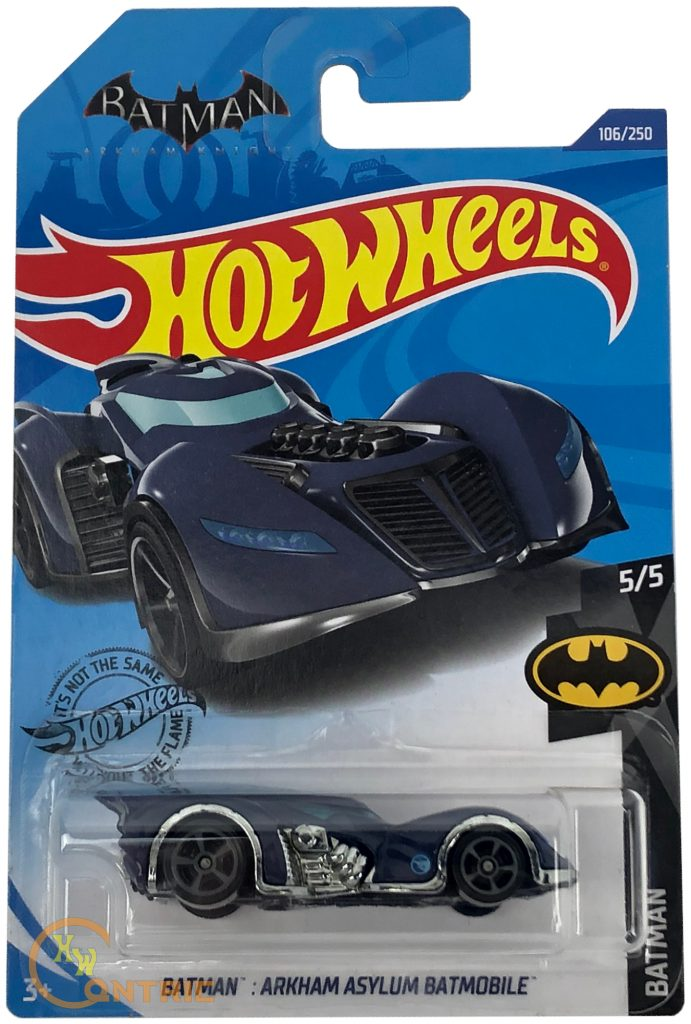 Batman Arkham Asylum Batmobile 2020 TH