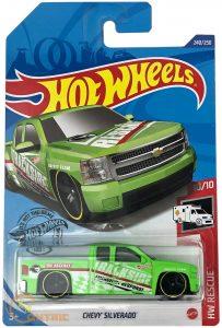 Chevy Silverado 2020 TH