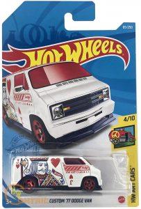 Custom '77 Dodge Van 2021 TH