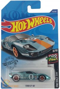 Ford GT-40 2020 STH