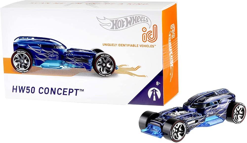 HW50 Concept id Box