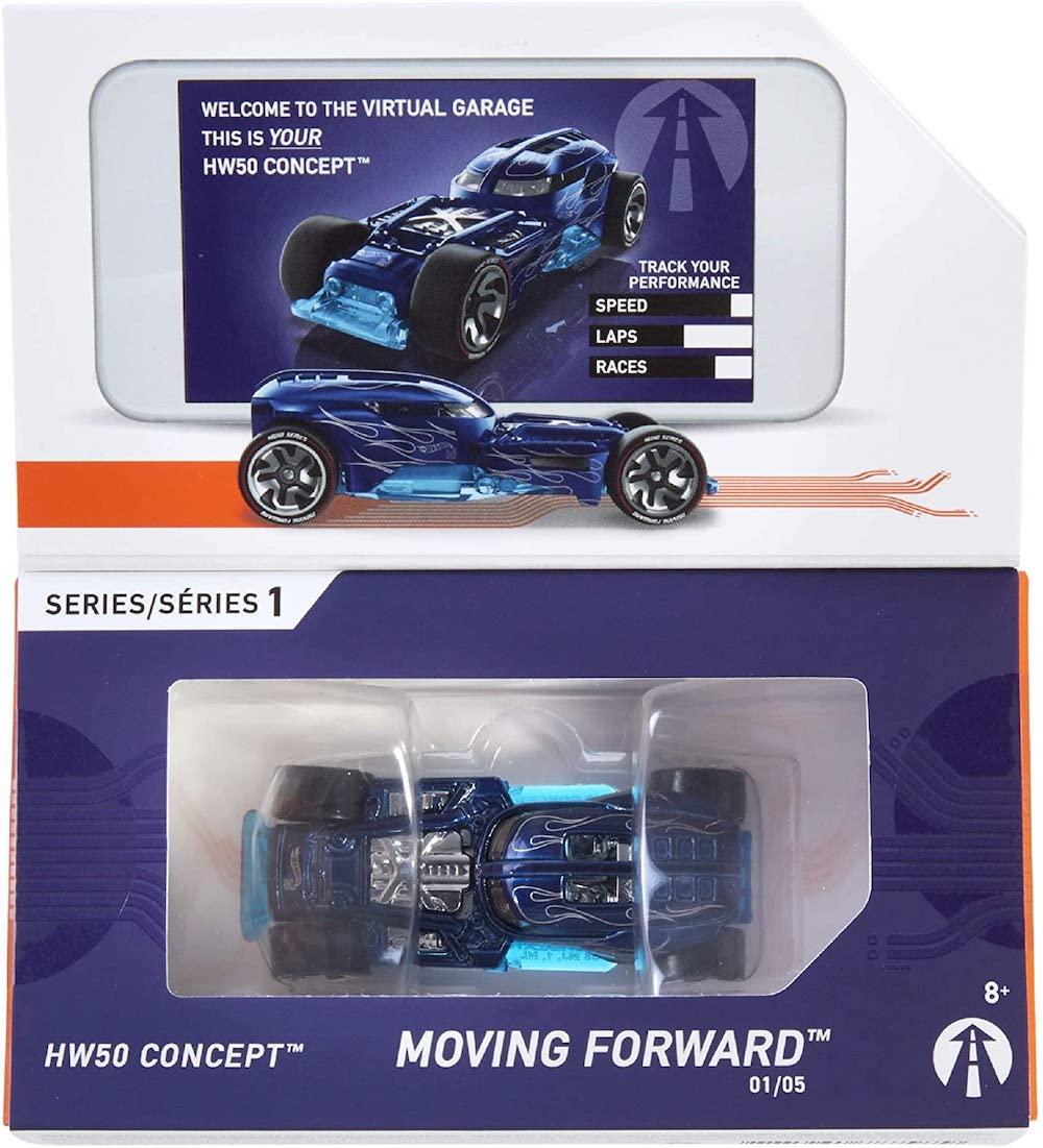 HW50 Concept id (50th Anniversary) Open Box