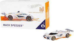 Mach Speeder id