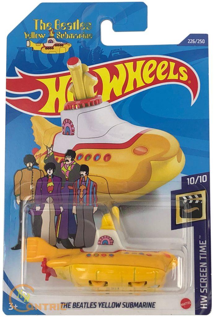 The Beatles Yellow Submarine 2020 TH