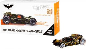 The Dark Knight Batmobile id