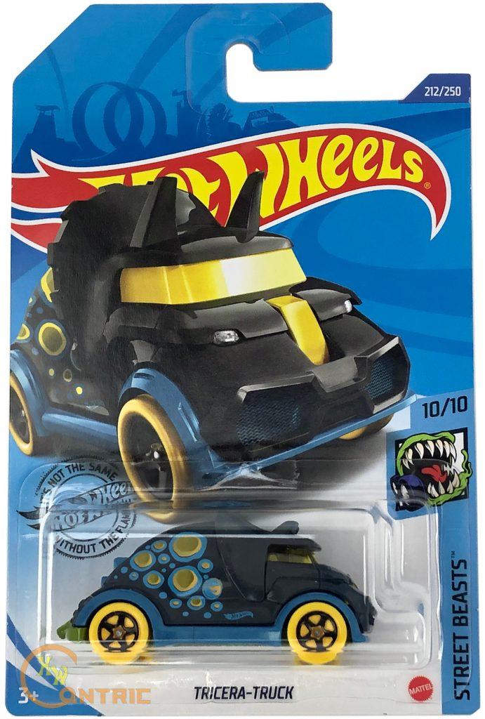 Tricera Truck 2020 TH