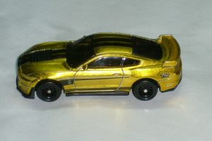 Gold Hot Wheels Super Treasure Hunt Flame