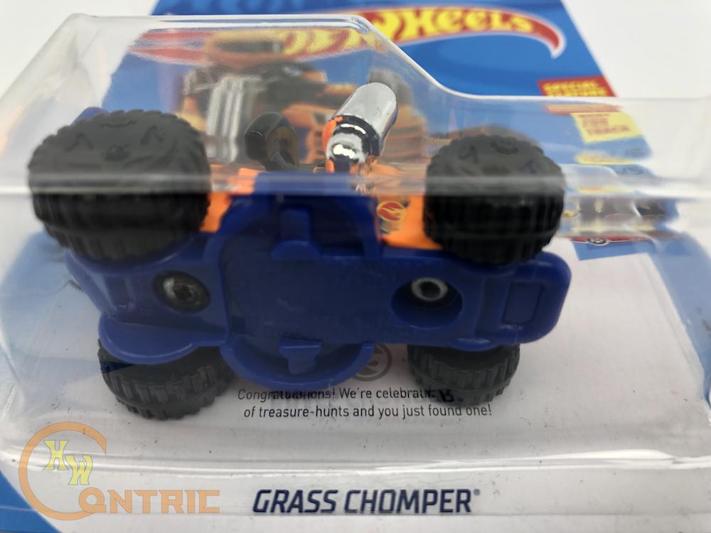 Grass Chomper 25 Years Treasure Hunt