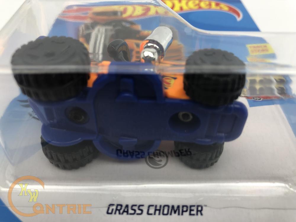 Grass Chomper Treasure Hunt