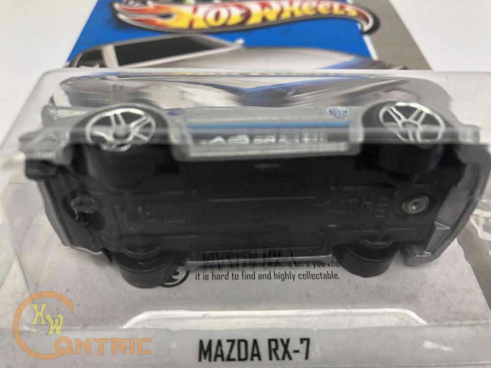 Mazda RX-7 Treasure Hunt Phrase