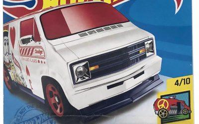 Custom '77 Dodge Van