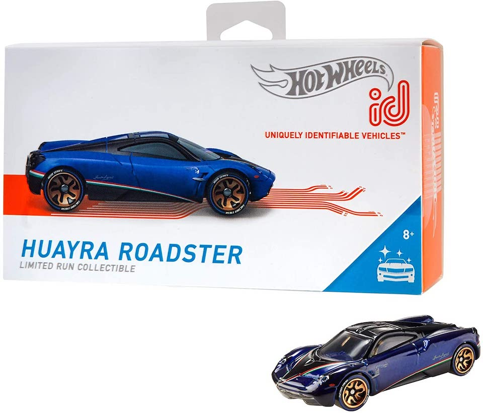 Huayra Roadster id